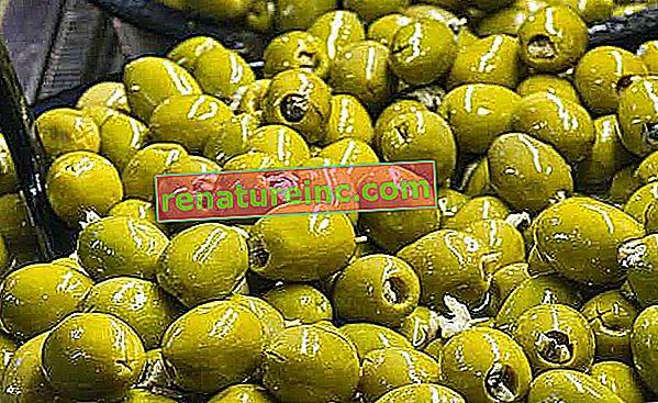 Olive: bienfaits et informations nutritionnelles
