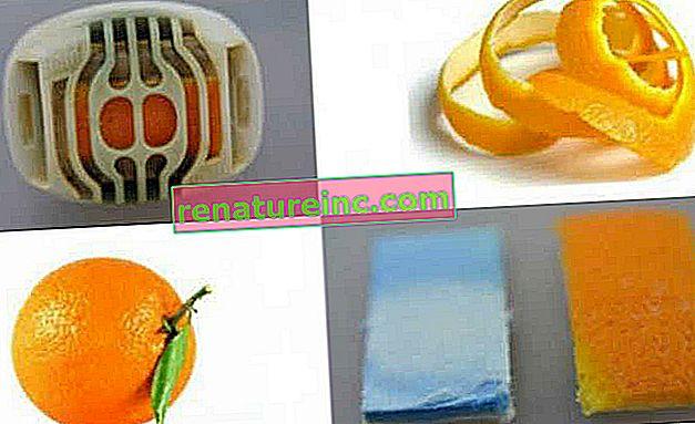 Comment effrayer les moustiques? La peau d'orange est un répulsif naturel et fait maison
