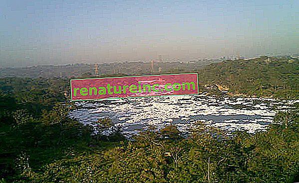La classification utilisée par Conama pour catégoriser les eaux fluviales