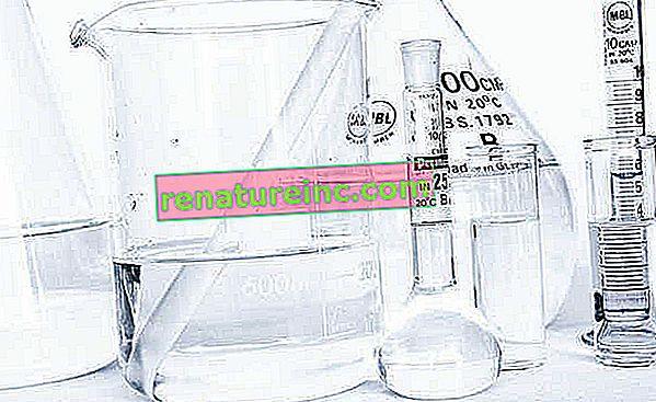 Para que serve a água destilada