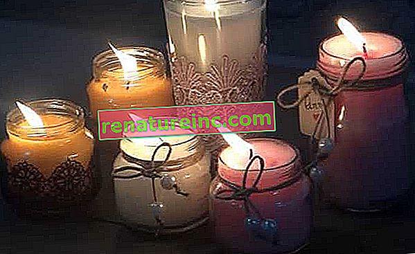 Cómo quitar la cera de las velas y reutilizar el soporte