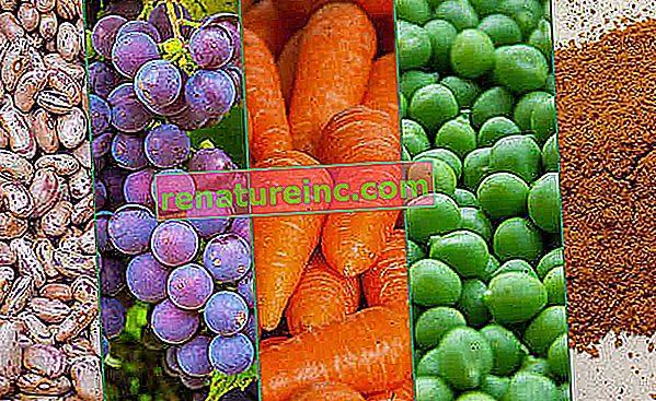 Antioxidantes: que son y en que alimentos encontrarlos