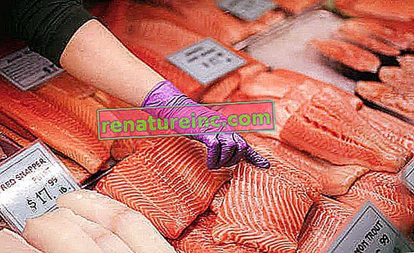 Saumon: une viande pas si saine