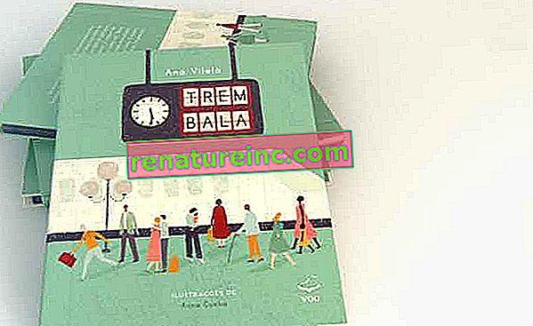 Trem Bala Music blev illustreret og blev en fremragende gavebog