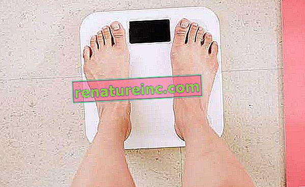 Hvordan gå ned i vekt med helsen