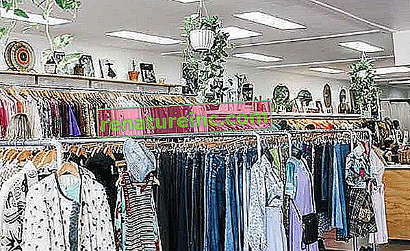 Cinco razones para comprar en tiendas de segunda mano