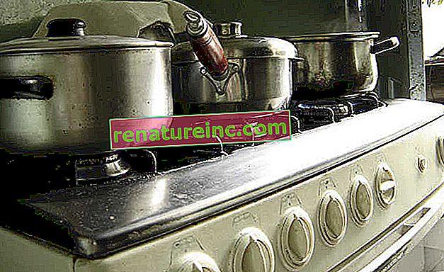¿Cómo deshacerse de las estufas?