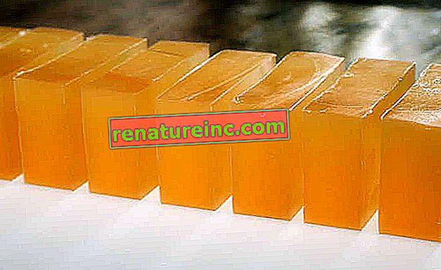 Il fait chaud: apprenez à fabriquer du savon avec de l'huile de cuisson usagée en utilisant la méthode du processus à chaud