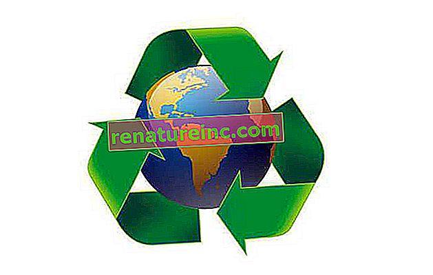Quatre décennies de recyclage