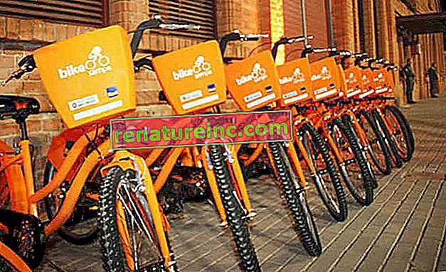 מערכת להשכרת אופניים זמינה כעת בסאו פאולו