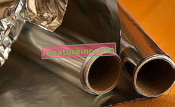 Je hliníková fólia recyklovateľná?