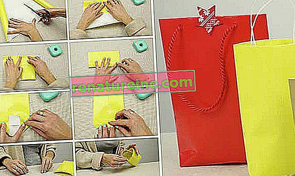Découvrez comment fabriquer des sacs en papier