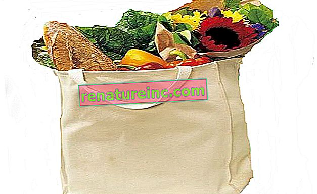 Vrnljive vrečke lahko vsebujejo škodljive bakterije. Preprečite