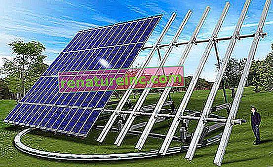 Descubra los componentes del kit de energía solar: estructuras de soporte
