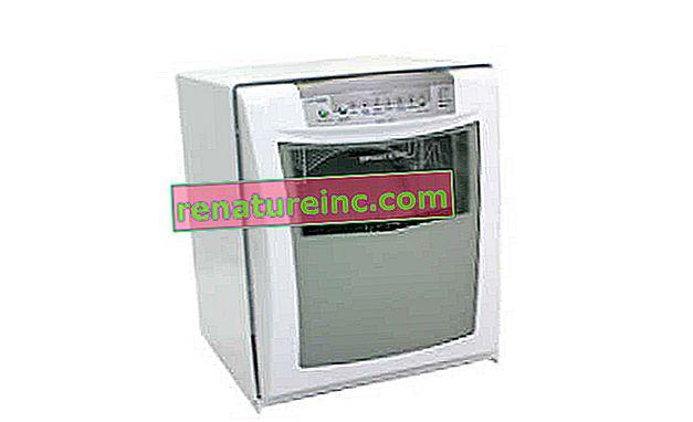 Oppvaskmaskin: alternativ for de som ikke vil kaste bort tid eller kaste bort vann