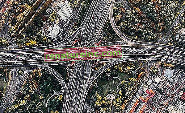 ¿Cuáles son los impactos ambientales de cada modo de transporte?