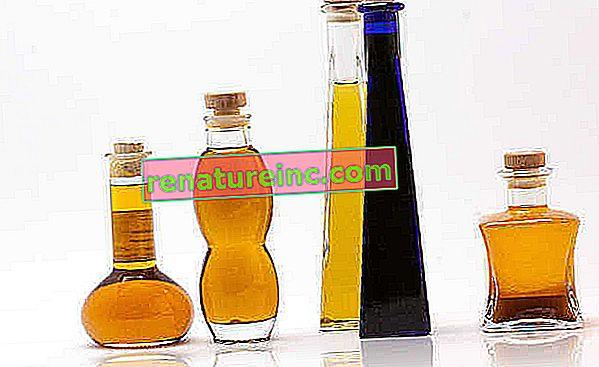 ¿Cuáles son las diferencias entre los aceites vegetales y los aceites esenciales?