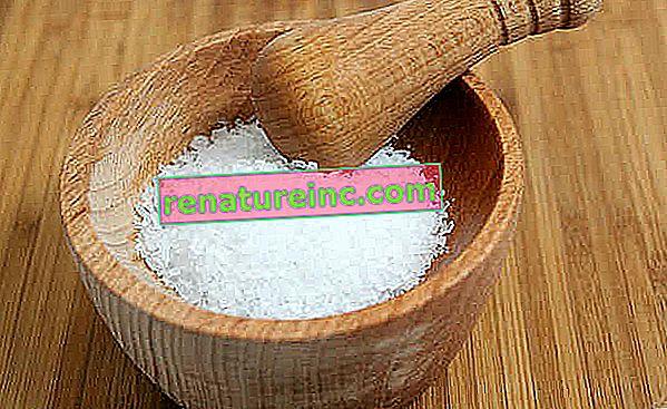 25 conseils pour utiliser le sel comme produit de nettoyage domestique