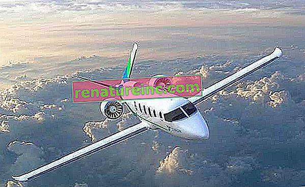 ¿Están cerca de convertirse en realidad los vuelos regulares de aviones eléctricos?