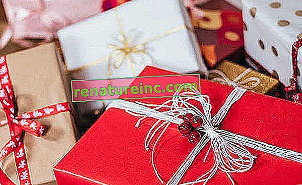 ¿Por qué envolvemos regalos?