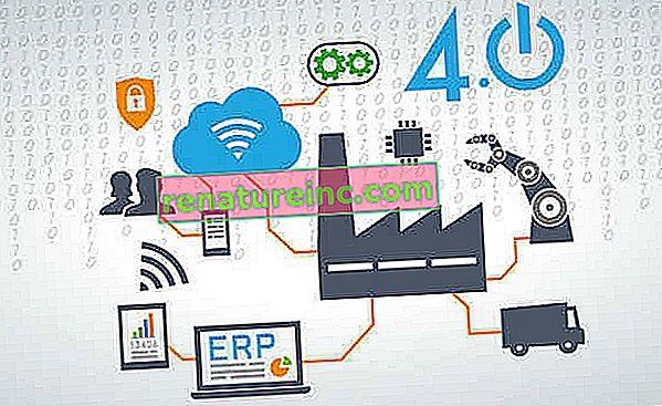 Industri 4.0 vil bringe meget mere teknologi til fabrikker og andre arbejdsmiljøer