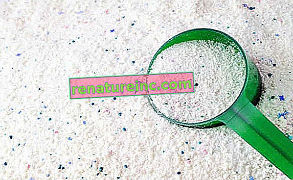 Milo v prahu ima veliko dodatkov in je najbolj onesnažujoč tip