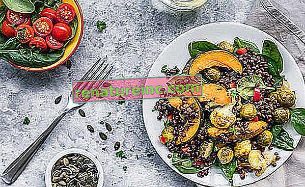 Peganizm: jak powstała dieta pegańska?