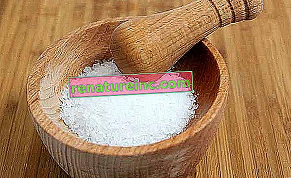 Salt: oprindelse, betydning og typer