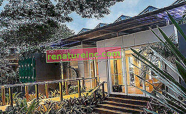 Casa Aqua: концепцията за устойчива къща ще бъде представена на Casa Cor SP 2016