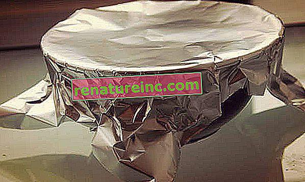 Papel de aluminio: cómo usar y desechar