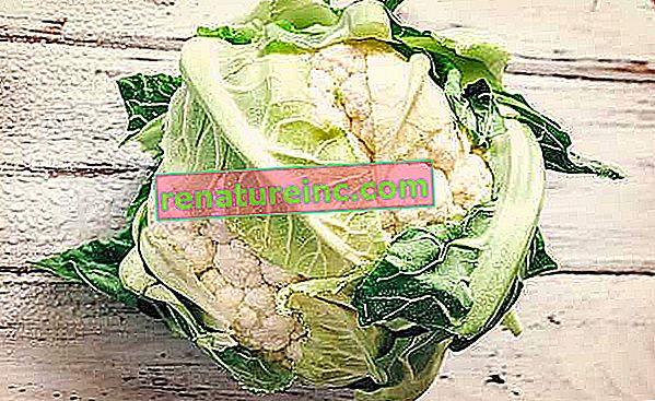 Diez beneficios para la salud de la coliflor