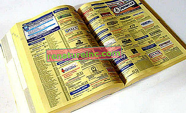 Annuaires téléphoniques: des options conscientes pour ceux qui utilisent encore
