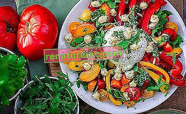 דע חומרים מזינים והימנע ממחסור בויטמינים