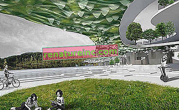 Lodrette byer: den bæredygtige plan for Liberlands selvudnævnte mikronering