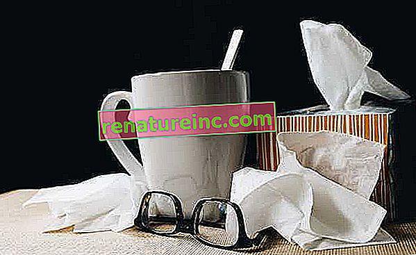 Influenza: hvad det er og de vigtigste symptomer