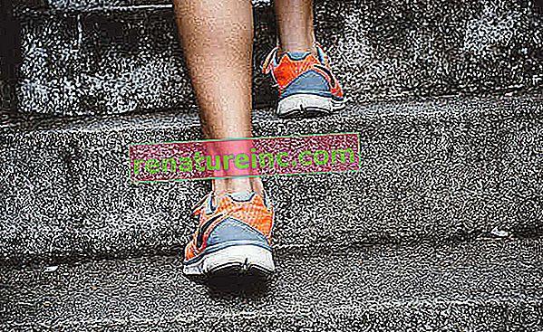 Veinte ejercicios para hacer en casa o solo
