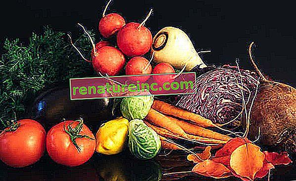 Alimentos para la laberintitis: que comer y que evitar