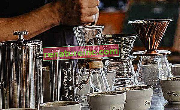 Kako skuhati kavu - znajte nekoliko metoda