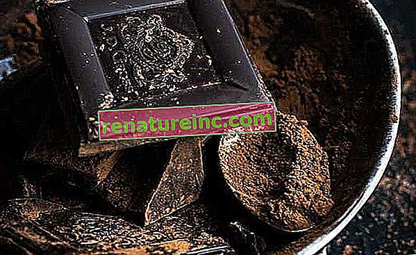 Descubra los beneficios del cacao