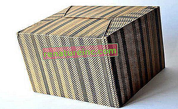 Hvordan genbruges papkasser?