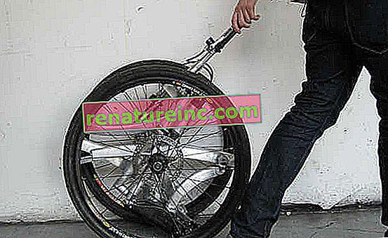 Predoziranje sklopivih bicikala