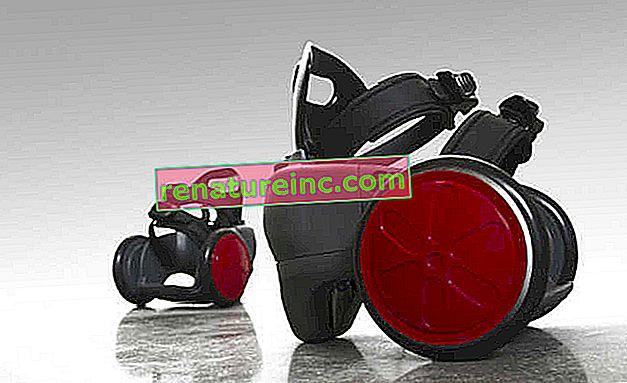 spnKix: motorové a elektrické korčule