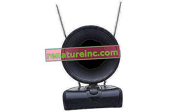 Как да изхвърляте старата телевизионна антена?