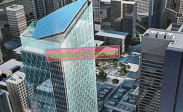 """""""Zielony"""" wieżowiec łączy design i zrównoważony rozwój"""