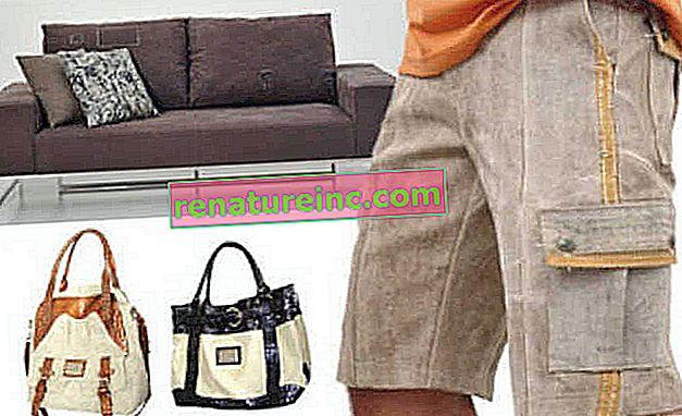 Plandeka samochodowa wykorzystywana jest jako surowiec do produkcji odzieży i innych produktów