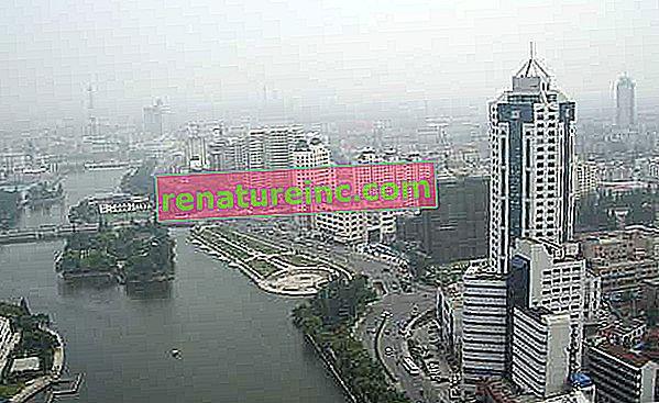 La guerra contra la contaminación de China comienza a dar sus frutos
