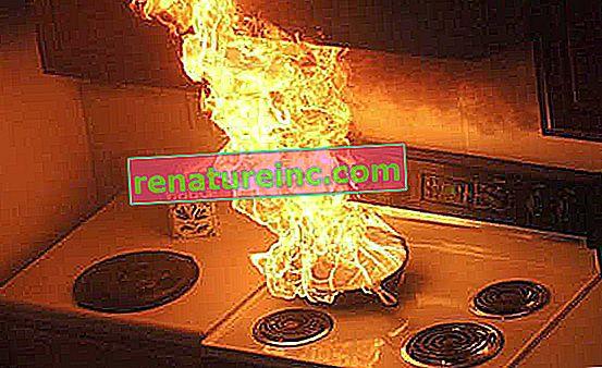 Dans les airs: neuf articles ménagers courants qui peuvent exploser