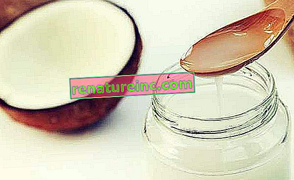 Как да хидратираме с кокосово масло