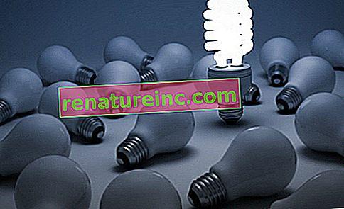 Компактният флуоресцентен е икономичен и ефективен вариант