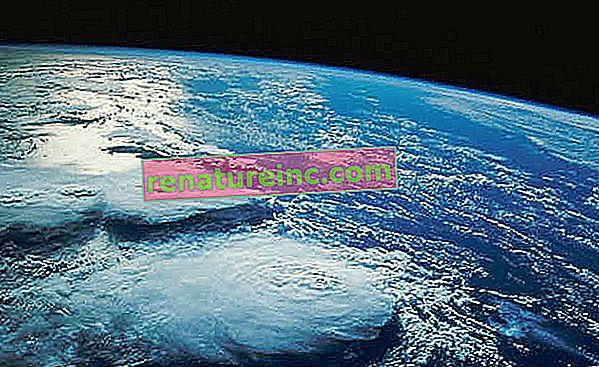 Quelle est la couche d'ozone?